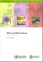 Couverture de l'ouvrage Milk & milk products