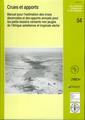 Couverture de l'ouvrage Crues et apports, manuel pour l'estimation des crues décennales et des apports annuels pour les petits bassins versants non…
