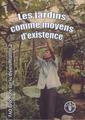 Couverture de l'ouvrage Les jardins comme moyens d'existence