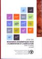 Couverture de l'ouvrage L'état des ressources zoogénétiques pour l'alimentation et l'agriculture dans le monde - en bref
