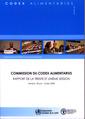 Couverture de l'ouvrage Rapport de la trente et unième session. Genève, 30-06/04-07/08
