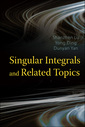 Couverture de l'ouvrage Singular integrals and related optics