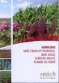 Couverture de l'ouvrage Herbicides, maïs grain et fourrage, maïs doux, sorgho, millet, pomme de terre