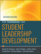 Couverture de l'ouvrage The handbook for student leadership development