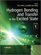 Couverture de l'ouvrage Hydrogen bonding and transfer in the excited state (2 volume set)