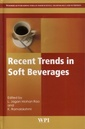 Couverture de l'ouvrage Recent trends in beverages