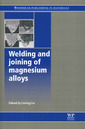 Couverture de l'ouvrage Welding and Joining of Magnesium Alloys