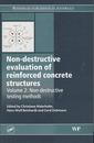 Couverture de l'ouvrage Non-Destructive Evaluation of Reinforced Concrete Structures