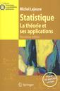 Couverture de l'ouvrage Statistique