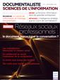 Couverture de l'ouvrage Documentaliste Sciences de l'information vol. 47 n°3 Septembre 2010 - Dossier : Réseaux sociaux professionnels : le document menacé par la conversation?