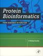Couverture de l'ouvrage Protein Bioinformatics