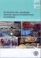 Couverture de l'ouvrage Purification des coquillages bivalves