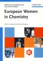 Couverture de l'ouvrage European women in chemistry