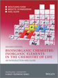 Couverture de l'ouvrage Bioinorganic Chemistry -- Inorganic Elements in the Chemistry of Life
