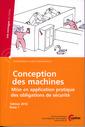 Couverture de l'ouvrage Conception des machines