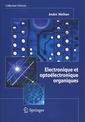 Couverture de l'ouvrage Électronique et optoélectronique organiques