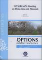 Couverture de l'ouvrage XIV GREMPA meeting on pistachios and almonds