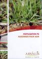 Couverture de l'ouvrage Fertilisation PK. Raisonner pour agir