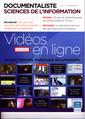 Couverture de l'ouvrage Documentaliste Sciences de l'information Vol. 47 N° 4 Décembre 2010. Dossier : vidéos en ligne : usages, formats, traitement documentaire