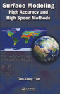 Couverture de l'ouvrage Surface modeling high accuracy and high speed methods