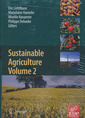 Couverture de l'ouvrage Sustainable agriculture Volume 2