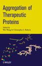Couverture de l'ouvrage Aggregation of Therapeutic Proteins