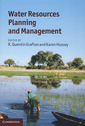 Couverture de l'ouvrage Water resources planning and management