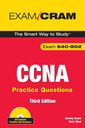 Couverture de l'ouvrage CCNA practice questions (exam 640-802) 3rd Ed. (with CD-ROM)