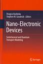 Couverture de l'ouvrage Nano-Electronic Devices