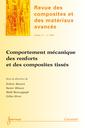 Couverture de l'ouvrage Comportement mécanique des renforts et des composites tissés (Revue des composites et des matériaux avancés Vol. 21 N° 1/Janvier-Avril 2011)