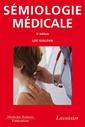 Couverture de l'ouvrage Sémiologie médicale - 2° Éd.