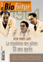 Couverture de l'ouvrage Biofutur N° 321 : la régulation des gènes 50 ans après (Mai 2011)