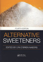 Couverture de l'ouvrage Alternative sweeteners