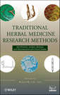 Couverture de l'ouvrage Traditional herbal medecine research methods : Identification, analysis, bioassay and pharmaceutical & clinical studies