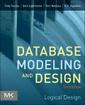 Couverture de l'ouvrage Database Modeling and Design