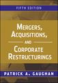 Couverture de l'ouvrage Mergers, acquisitions, and corporate restructurings