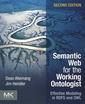 Couverture de l'ouvrage Semantic Web for the Working Ontologist