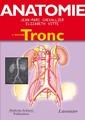 Couverture de l'ouvrage Anatomie Tome 1: Tronc