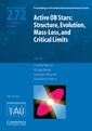 Couverture de l'ouvrage Active OB Stars (IAU S272)