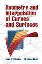 Couverture de l'ouvrage Geometry and interpolation of curves and surfaces