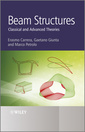 Couverture de l'ouvrage Beam structures: classical and advanced theories (hardback)