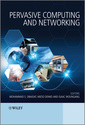 Couverture de l'ouvrage Pervasive computing and networking (hardback)