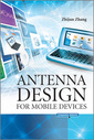 Couverture de l'ouvrage Antenna design for mobile devices (hardback)