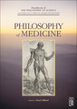 Couverture de l'ouvrage Philosophy of Medicine