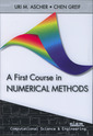 Couverture de l'ouvrage A first course on numerical methods