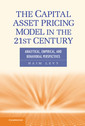 Couverture de l'ouvrage The capital asset pricing model in the 21st century: analytical, empirical, and behavioral perspectives