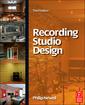 Couverture de l'ouvrage Recording studio design (paperback)