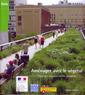 Couverture de l'ouvrage Aménager avec le végétal pour des espaces verts durables