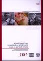Couverture de l'ouvrage Bonnes pratiques en matière de biosécurité dans le secteur porcin