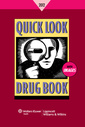 Couverture de l'ouvrage Quick look drug book 2012